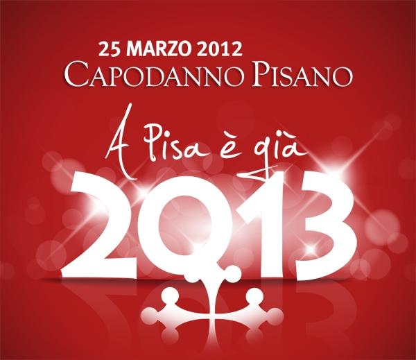 Capodanno Pisano - banner